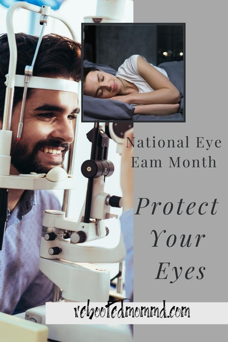 Protect Your Eyes and Eyesight