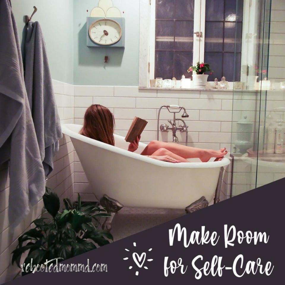 self care embrace your no