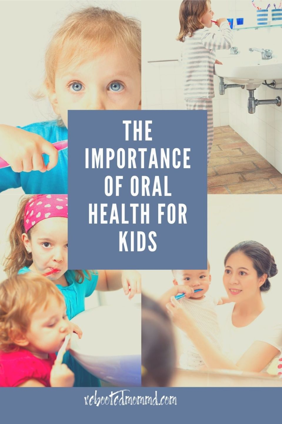 The Importance of Oral Health for Kids
