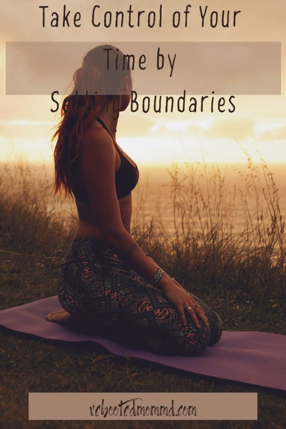 Take Control of Your Time - Set Some Boundaries