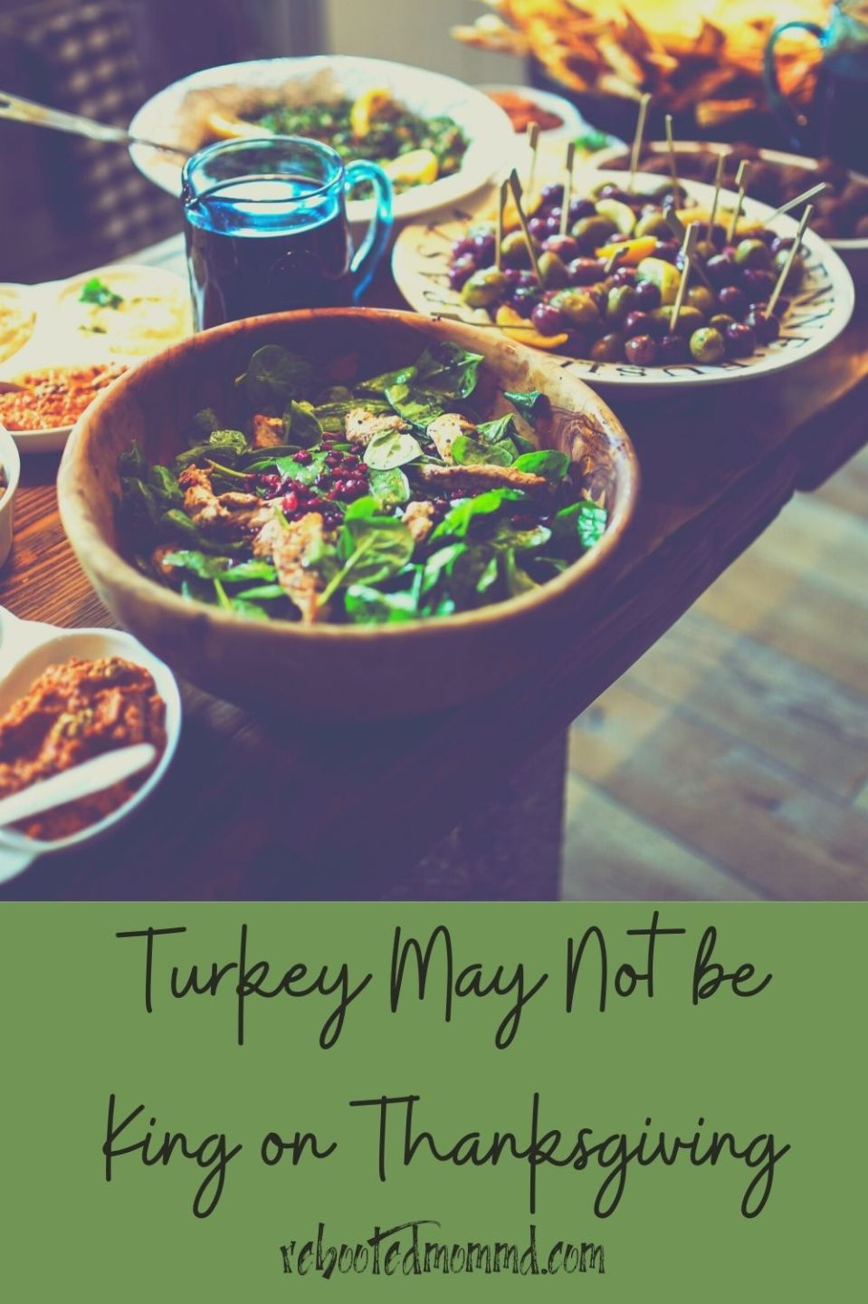 Turkey May Not be King on Thanksgiving