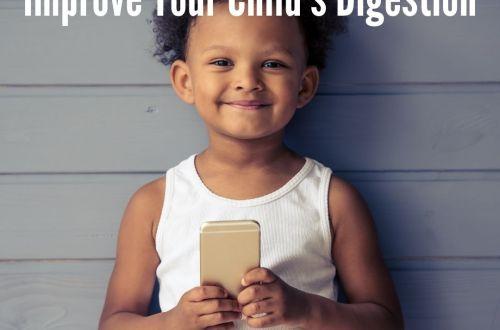 child digestion