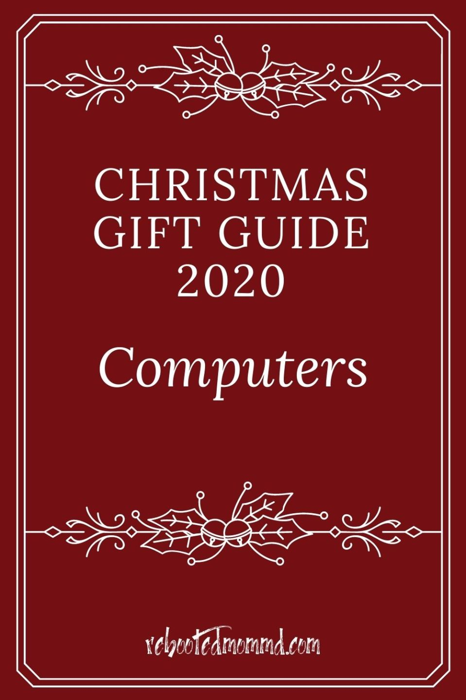 Christmas Gift Guide 2020: Computers