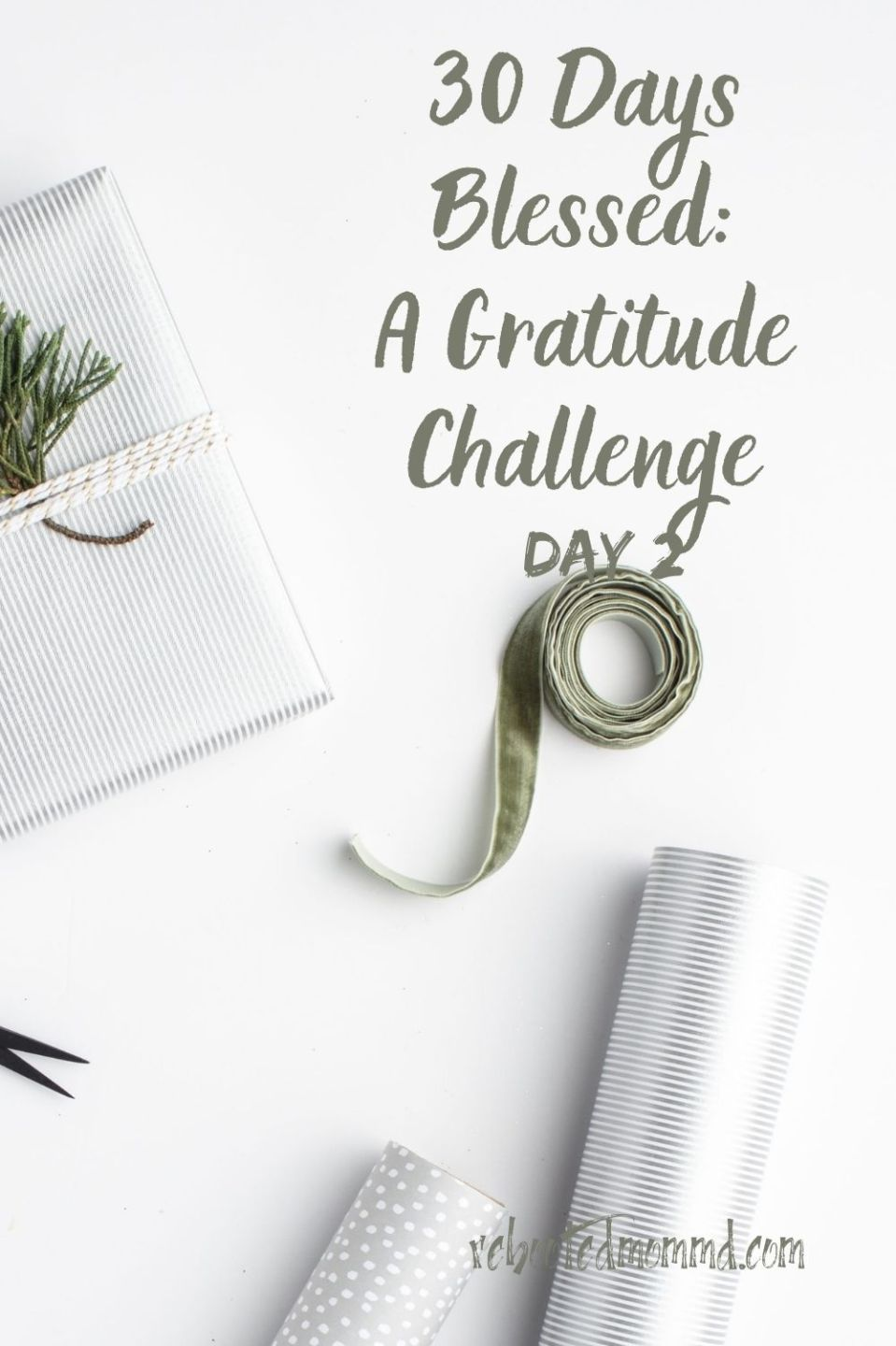 Day 2: Accentuate the Positive