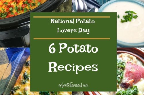 national potato lovers month