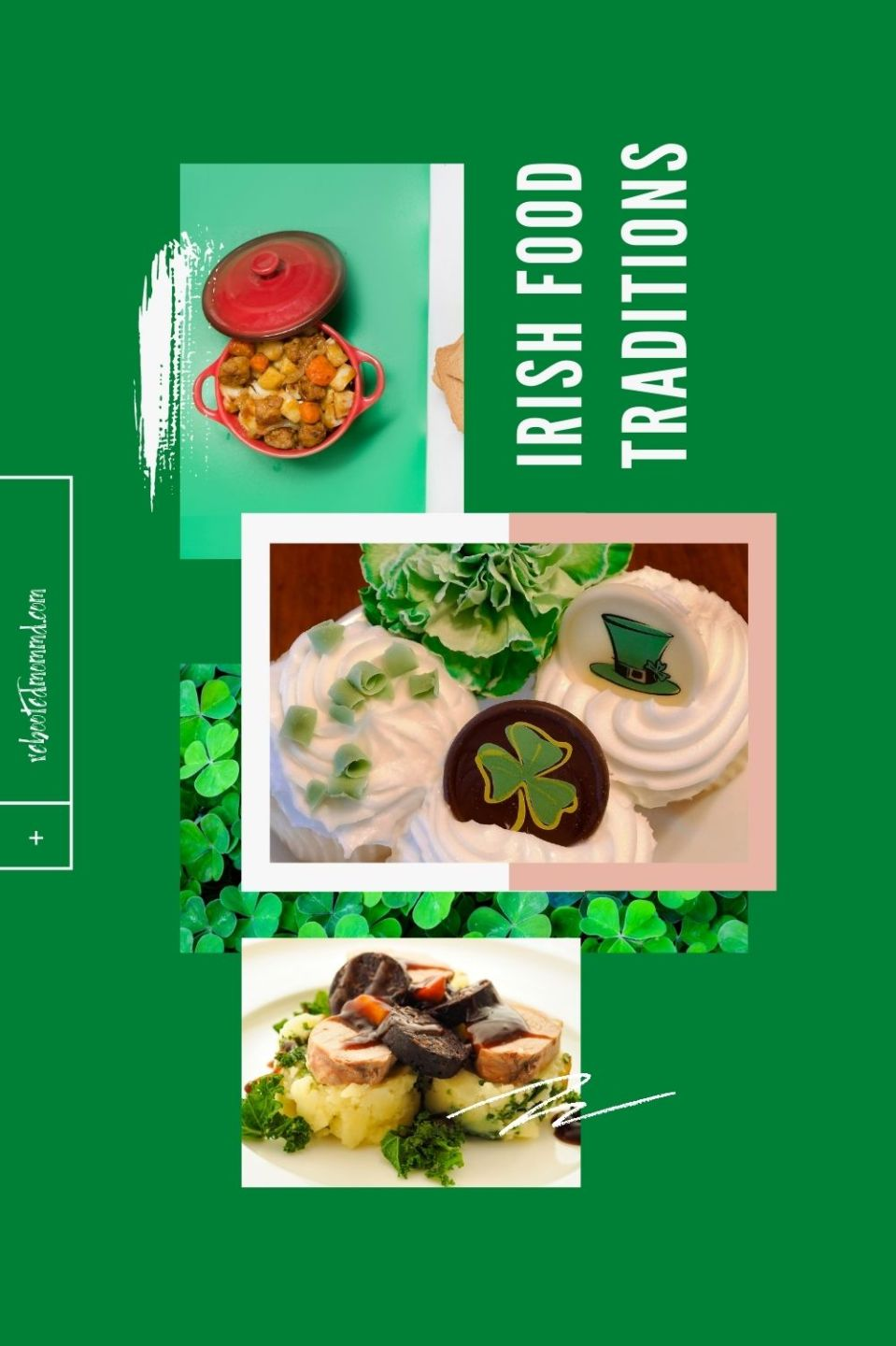 Irish Food Traditions and Where They Come From