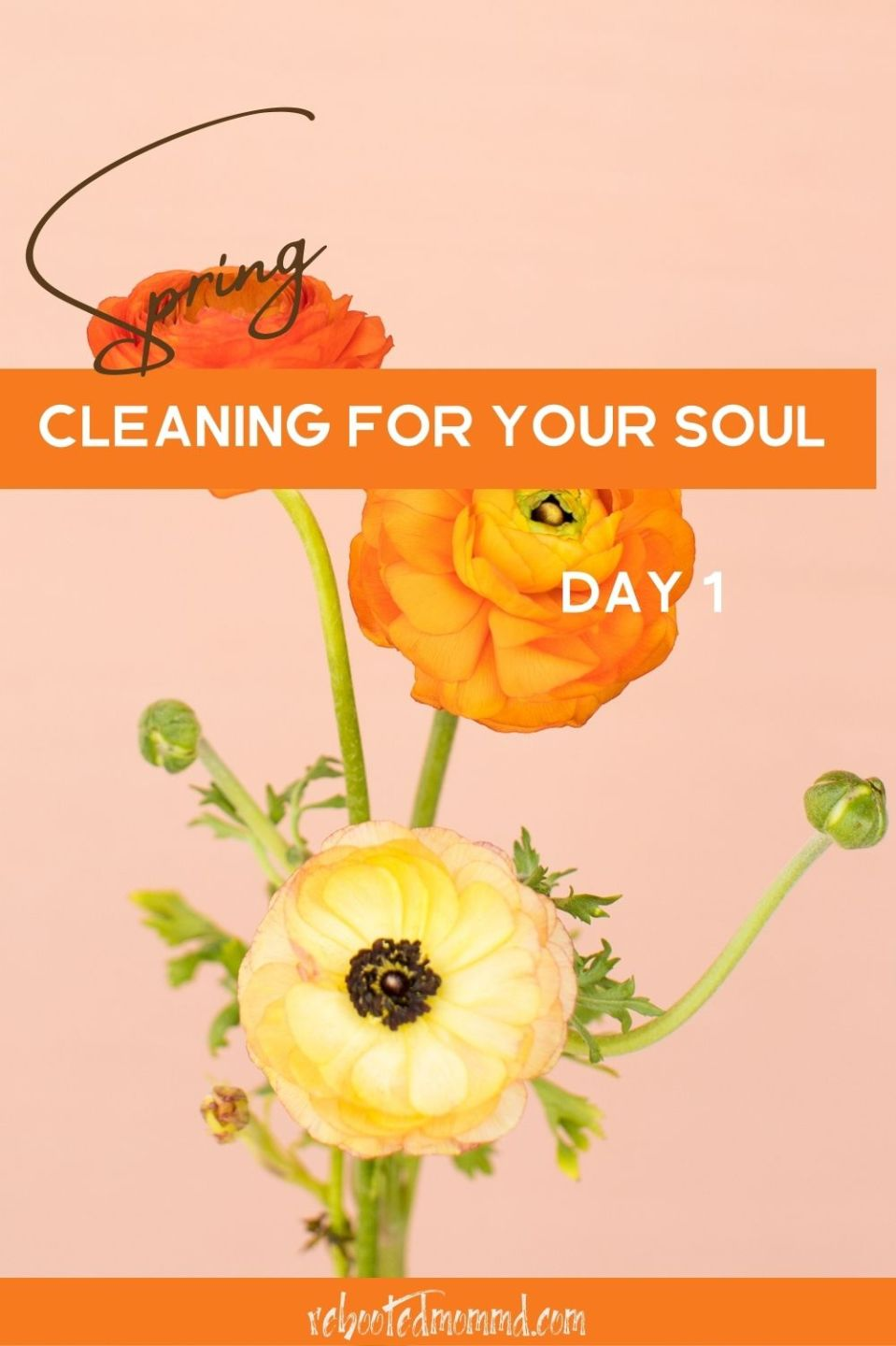 Spring Cleaning for Your Soul, Day 2: Lighten Up Your Outlook