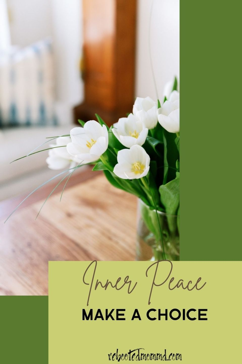 The Benefits of Choosing Inner Peace when Surrounded by Chaos