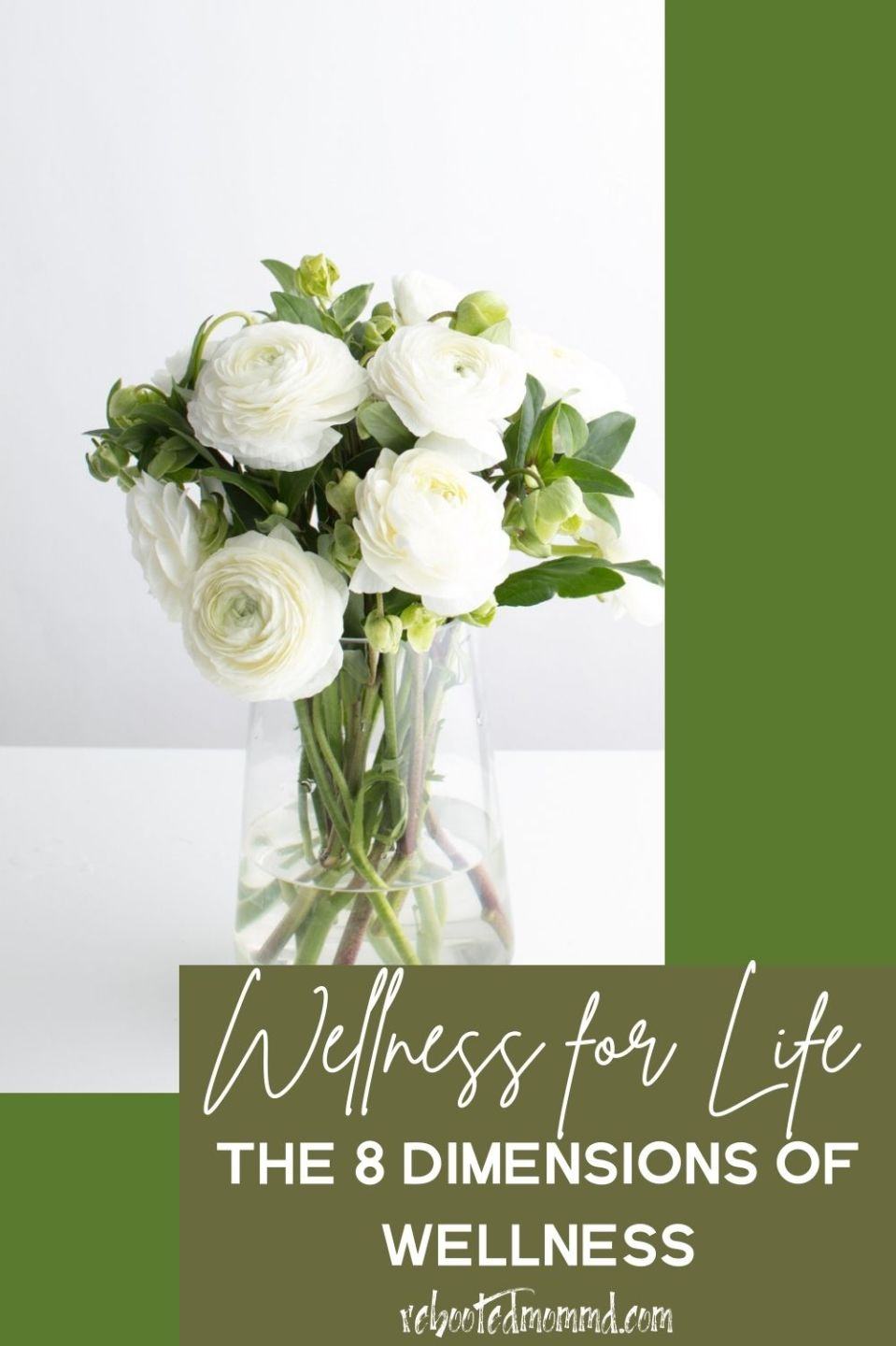 Wellness for Life: Looking at the 8 Dimensions of Wellness