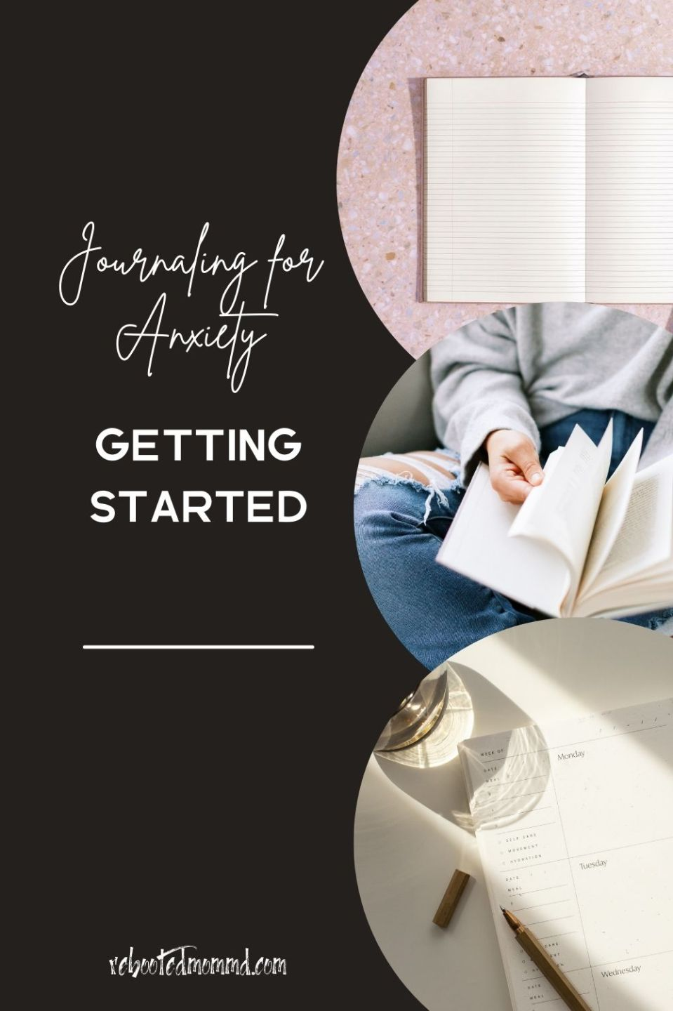 Journaling for Anxiety