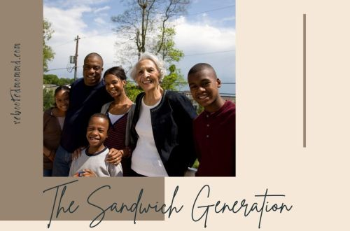 sandwich generation don't lose yourself