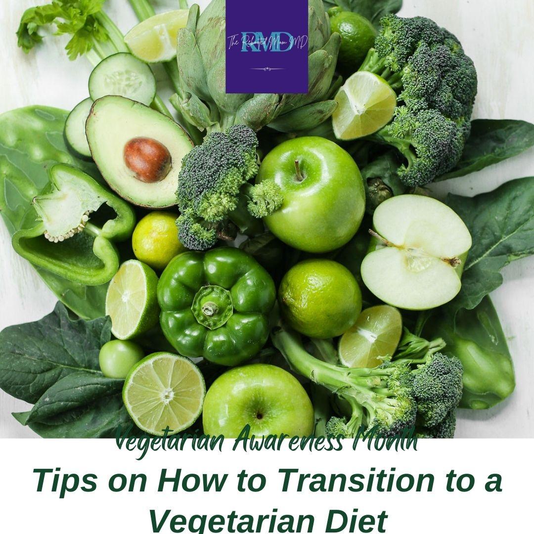 transition to vegetarian diet