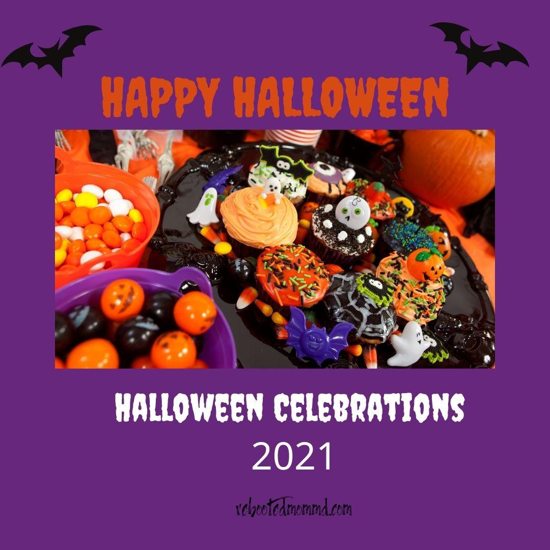 Halloween celebrations 2021