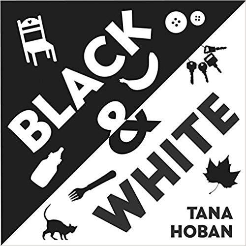 Black and White Baby Books