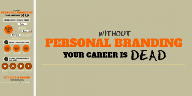Without Personal Branding Your Career is Dead