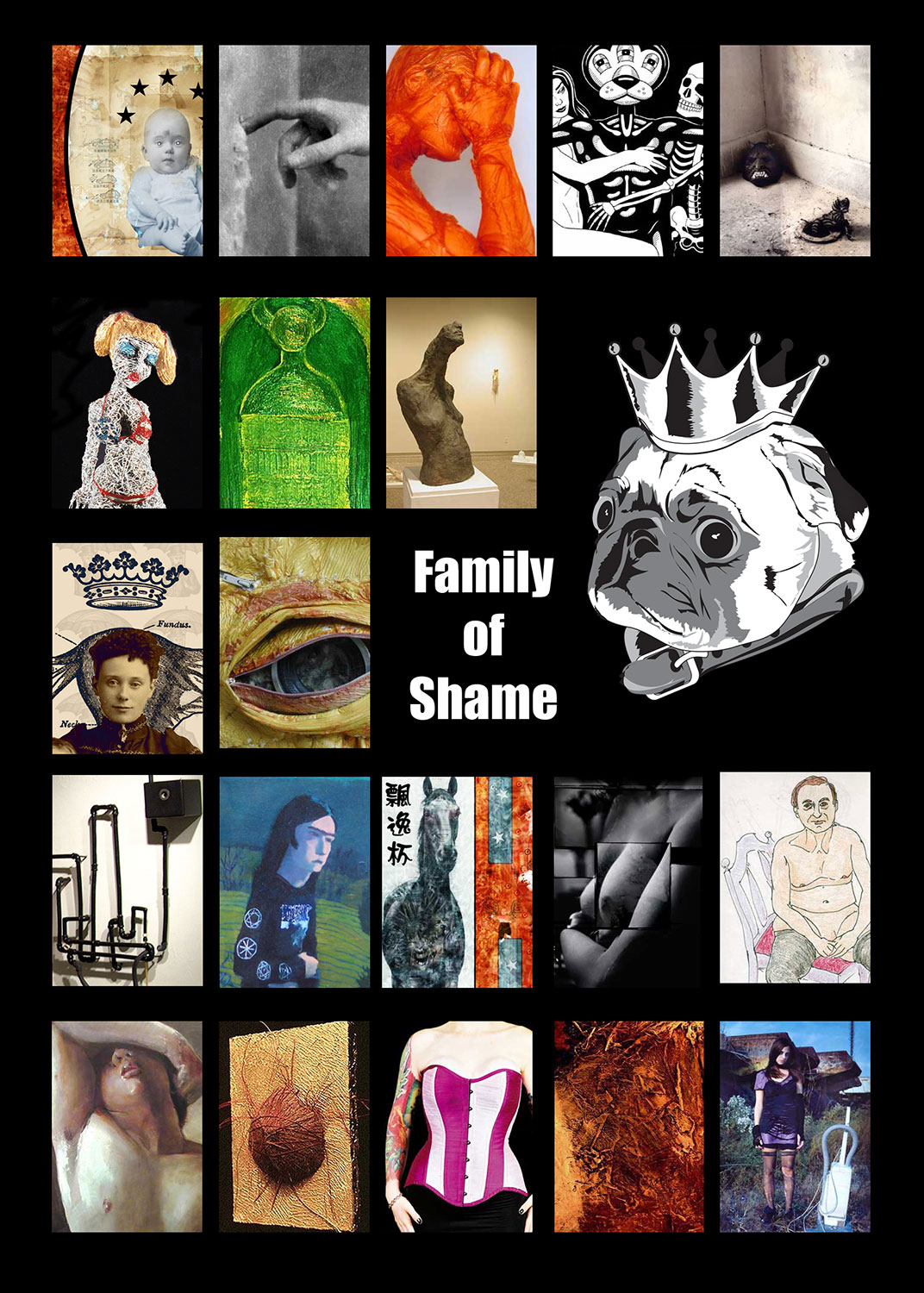 Family of Shame Subversive Arts Conglomerate