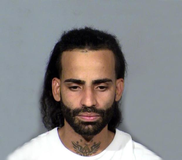 El reguetonero Arcángel fue arrestado al salir de una discoteca en Las Vegas, Nevada. (Suministrada) (semisquare-x3)