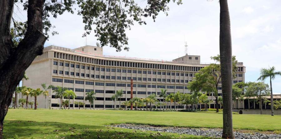 En la foto las instalaciones del Tribunal Federal, en San Juan (horizontal-x3)