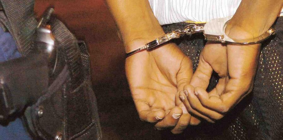 La detención se produjo gracias a confidencias de la Policía (horizontal-x3)