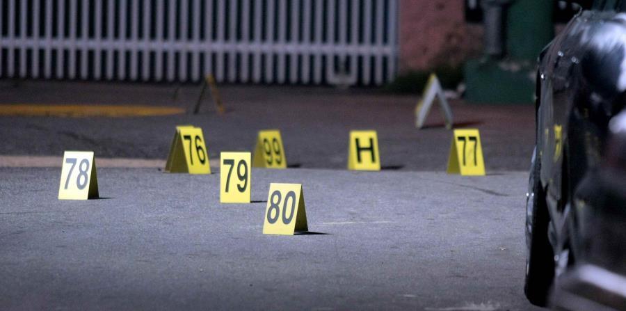 El crimen, según reportó la Policía, ocurrió a eso de las 9:26 p.m. asesinato (horizontal-x3)