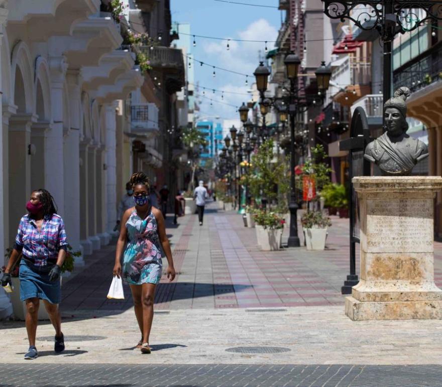 República Dominicana extiende el toque de queda hasta mediados de ...