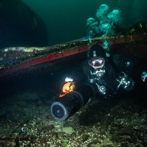 Become a PADI Sidemount Diver