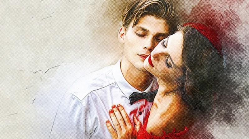 Amor e paixão é o que mantém a vida a dois video