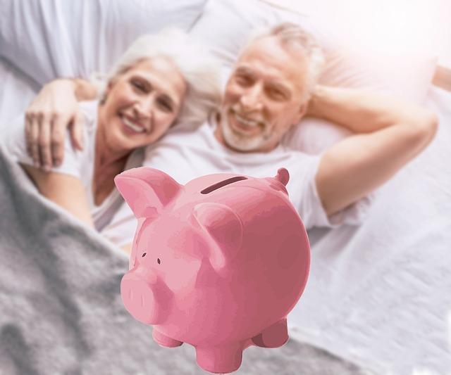 Alguns casais sabem conciliar amor e dinheiro