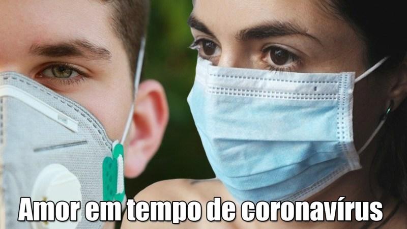 Como transar em época perigosa de coronavírus em VIDEO