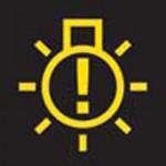 bombilla Se ha encendido una luz en mi cuadro de mandos Qué significa-recambios infra