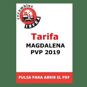 recambios-infra-MAGDALENA-TARIFA-PVP 2019