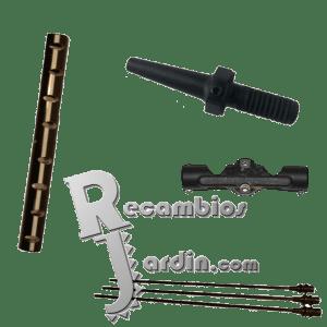 Varilla y accesorios pellenc