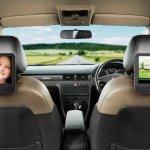 pantallas para coche