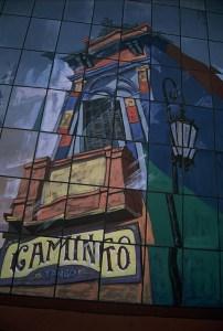 Barrio de Caminito.