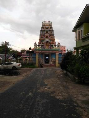 """templo hindú en """"piolin"""""""