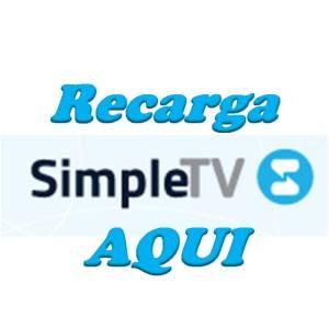Recarga Simple TV