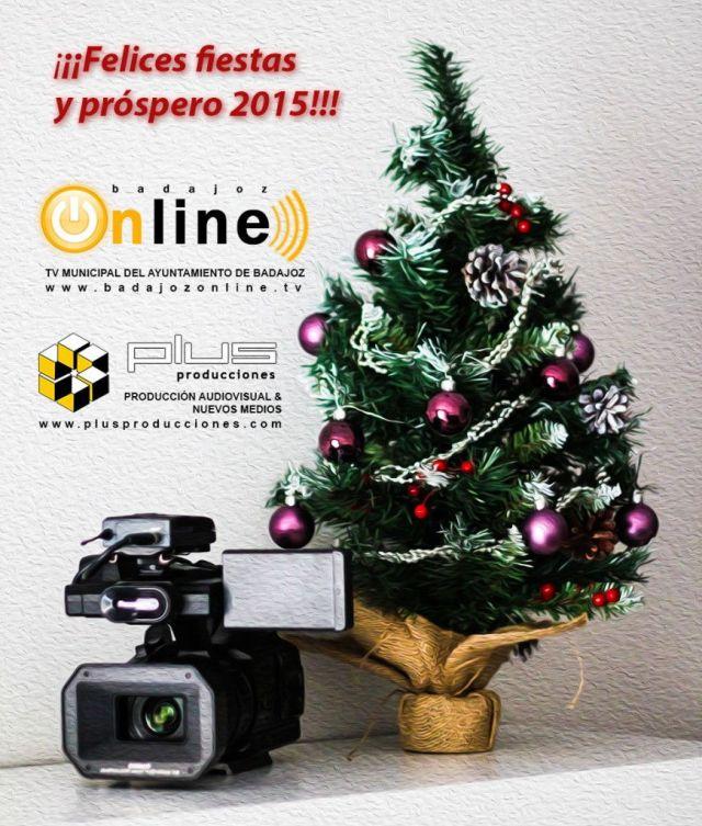 Felices fiestas y próspero 2015!!!!