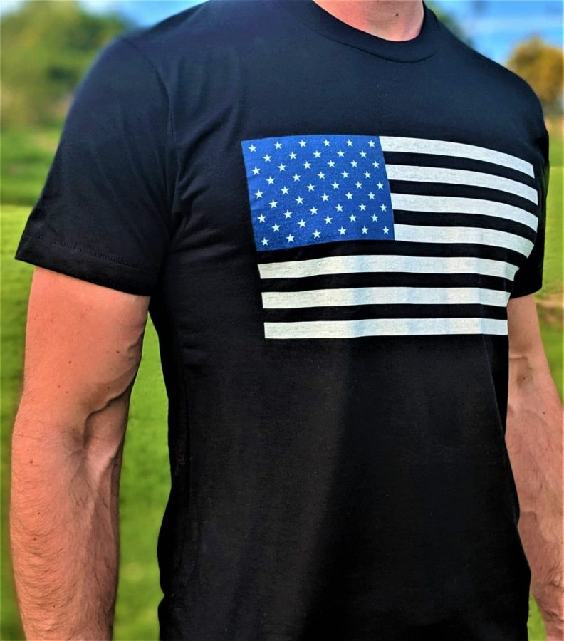 Unapologetic American T Shirt Featured View