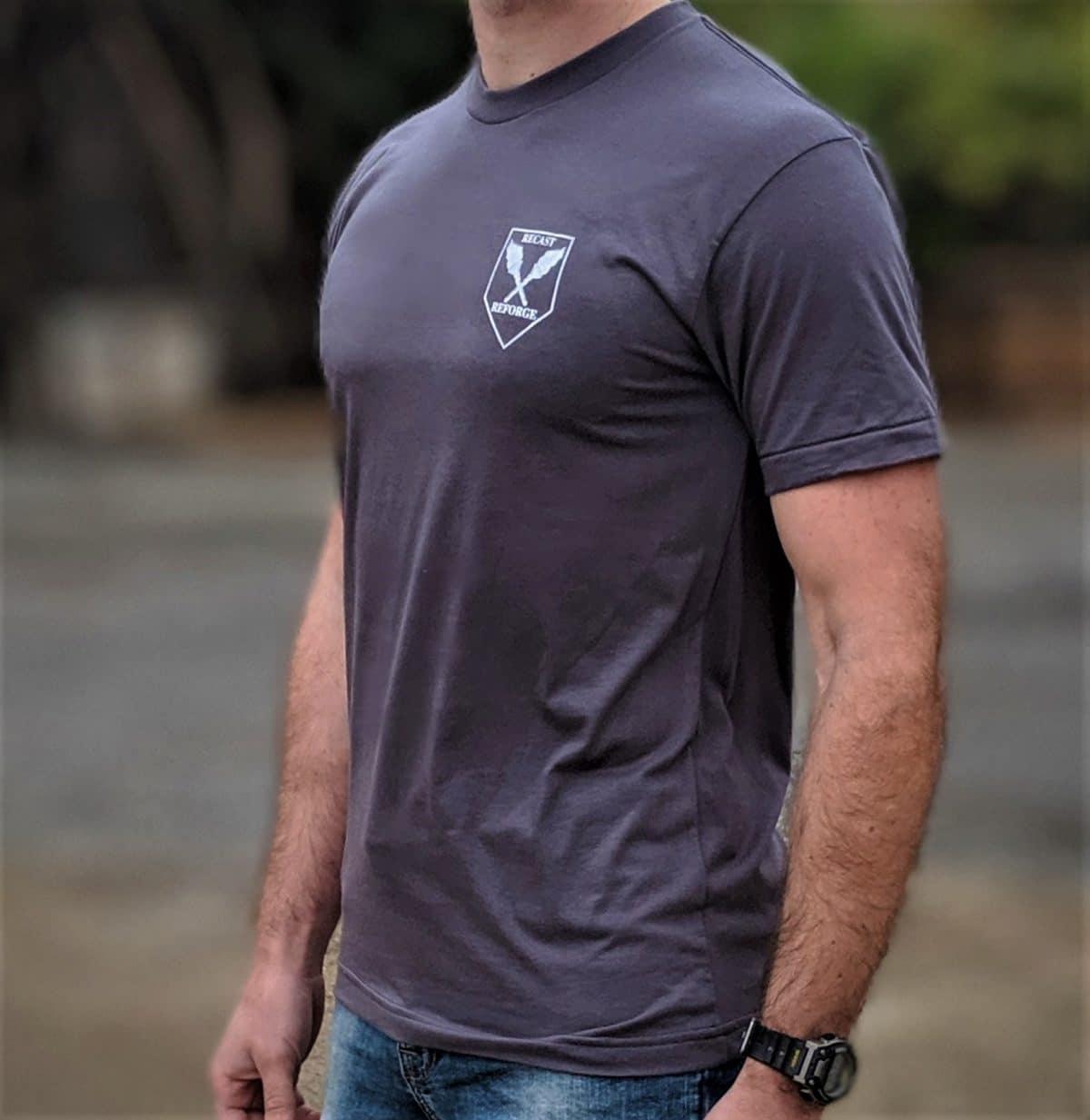 Recast & Reforge T Shirt