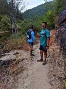 On The Trail of the 50 Mile Overlook Ultra Marathon Endurance run