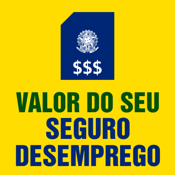 Valor do seguro desemprego 2019