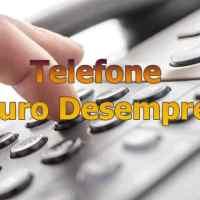 Telefone seguro desemprego