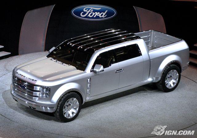 Super Chief – Picape da Ford   Recebi por e-mail