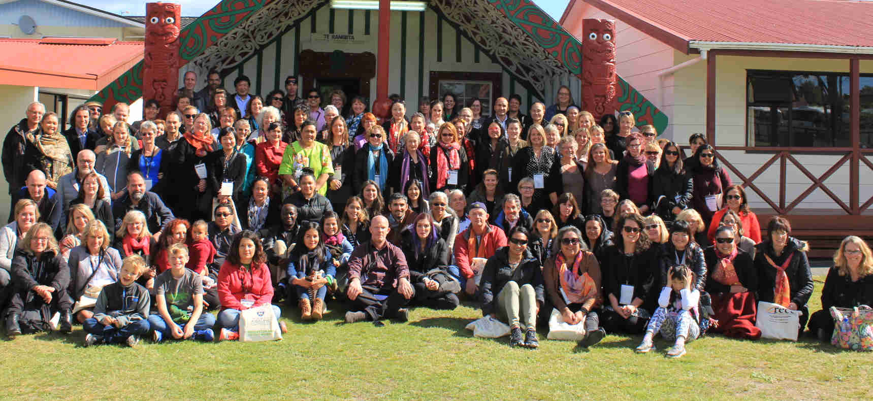 RECE group in New Zealand 2016