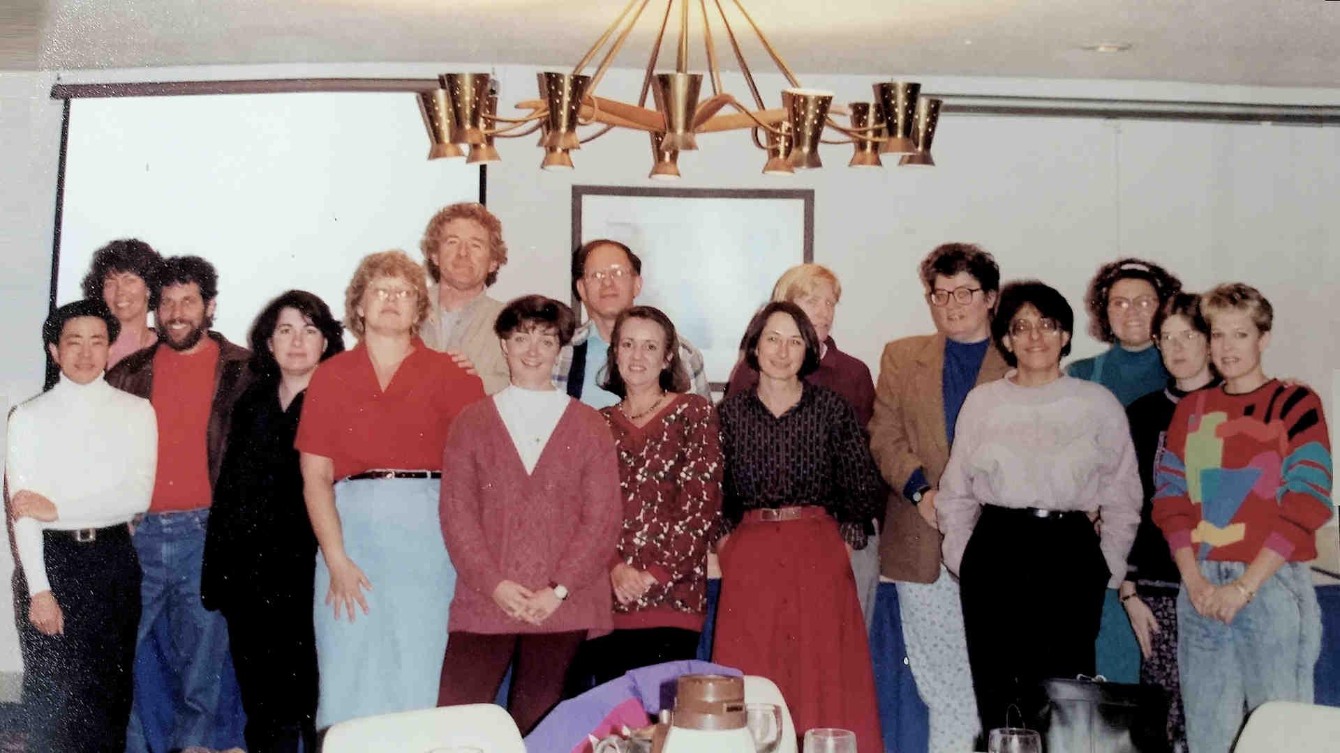 1991 RECE Attendees