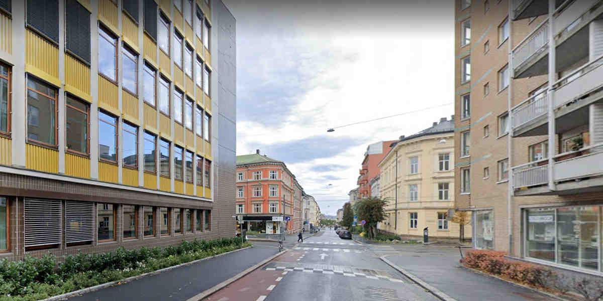 Oslo Norway neighborhood