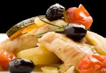 Receita de Bacalhau ao forno