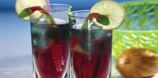 Receita de Bebida de bruxa