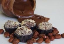 Receita de Brigadeiro de Nutella