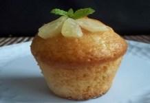 Receita de Muffins de Abacaxi